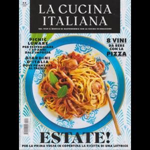 La cucina italiana - n. 7 - luglio 2019 - mensile