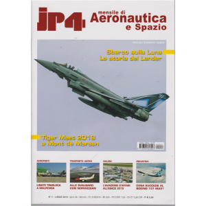 Jp4 - n. 7 - luglio 2019 - mensile