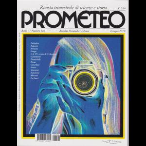 Prometeo - n. 146 - giugno 2019 - trimestrale -