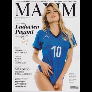 Maxim - n. 3 - bimestrale - giugno - luglio 2019 -