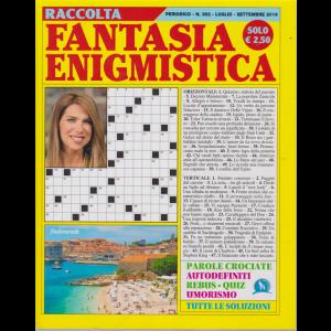 Raccolta Fantasia Enigmistica - n. 352 - luglio - settembre 2019 -
