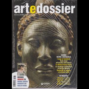 Artedossier + Dossier Morisot - n. 367 - mensile - luglio - agosto 2019 - 2 riviste