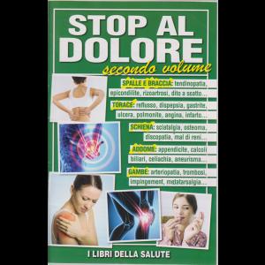 Stop al dolore - secondo volume - I libri della salute - n. 9/2019