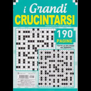 I Grandi Crucintarsi - n. 13 - trimestrale - giugno - luglio - agosto 2019 - 190 pagine