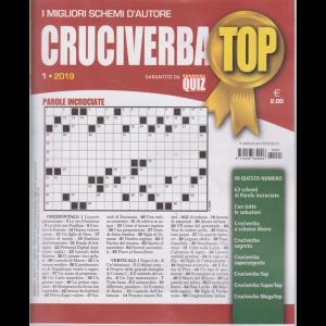Cruciverba Top - n. 1 - 20/2/2019 - trimestrale