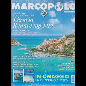 Marco Polo - n. 5 - mensile - luglio 2019 - + I quaderni - diari di viaggio Sardegna - 2 riviste
