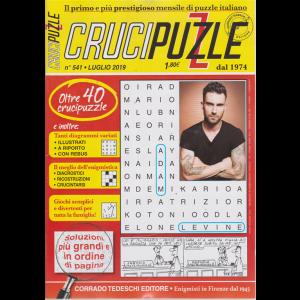 Crucipuzzle - n. 541 - luglio 2019 - mensile