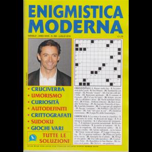 Enigmistica Moderna - n. 369- luglio 2019 - mensile
