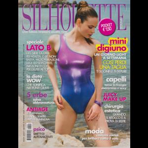 Silhouette donna pocket - n. 7 - luglio 2019 - mensile -