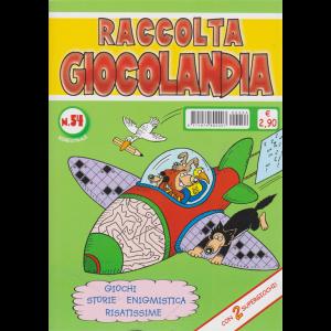 Raccolta Giocolandia - n. 54 - bimestrale - luglio - agosto 2019 -