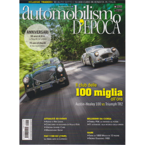 Automobilismo d'Epoca - n. 6 - giugno 2019 - mensile