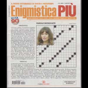 Enigmistica Piu' - n. 26 - 2 luglio 2019 - settimanale