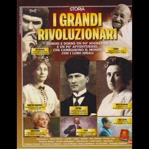 Conoscere la storia - I grandi rivoluzionari - n. 8 - bimestrale - marzo - aprile 2019 -