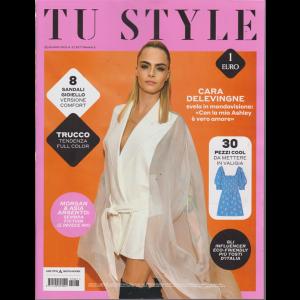 Tu Style - n. 27 - settimanale - 25 giugno 2019 -