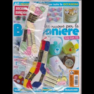 Tutto Ricamo - Speciale idee nuove per le bomboniere fai da te - n. 49 - mensile -