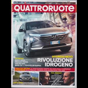 Quattroruote + - Dueruote - n. 767 - luglio 2019 - mensile - 2 riviste