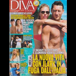 Diva E Donna  - n. 26 - 2 luglio 2019 - settimanale femminile