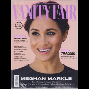 Vanity Fair  - n. 26 - settimanale - 3 luglio 2019 -