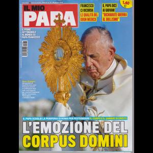 Il mio papa - n. 27 - 26 giugno 2019 - settimanale