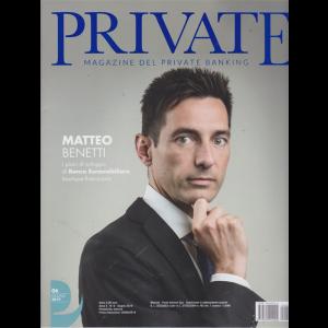 Private Magazine del private banking - n. 6 - giugno 2019 - mensile