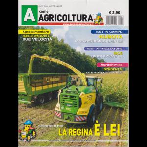 A Come Agricoltura - n. 66 - mensile - luglio 2019 -