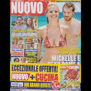 Settimanale Nuovo + - Nuovo Cucina - n. 26 - settimanale - 3 luglio 2019 - 2 riviste