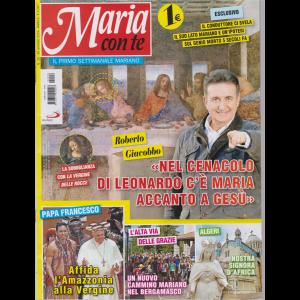Maria Con Te -n. 26 - 30 giugno 2019 - settimanale
