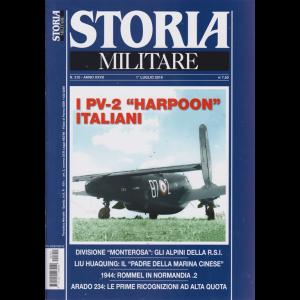Storia Militare - n. 310 - 1° luglio 2019 - mensile