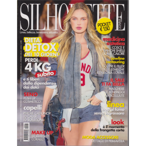 Silhouette donna pocket - n. 3 marzo 2019 - mensile