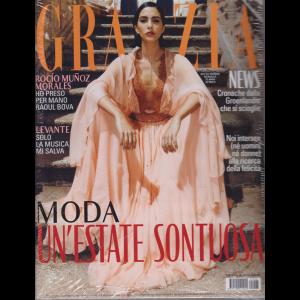 Grazia  - n. 28 - settimanale - luglio 2019 - + L'olio di bellezza naturale