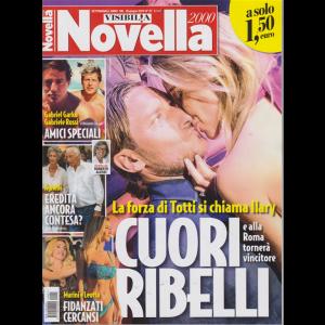 Novella 2000 - n. 27 - settimanale - 26 giugno 2019 -