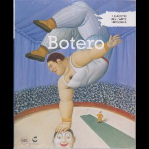 I Maestri Dell'arte moderna - n. 24 - Botero -  22/6/2019 - settimanale -