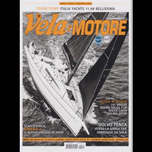 Vela e motore - n. 7 - mensile - luglio 2019