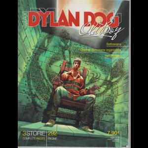 Dylan Dog Maxi - Sottosopra-Sandheave Grande distruzione organizzata - 3 storie complete inedite - luglio 2019 - quadrimestrale - 292 pagine