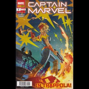 Captain Marvel - n. 3 - mensile - 27 giugno 2019 - In trappola!