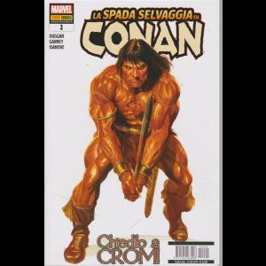 La Spada Selvaggia di Conan - n. 2 - bimestrale - 27 giugno 2019 -