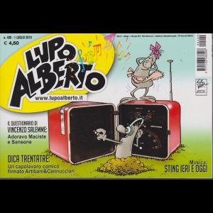 Lupo Alberto - n. 409 - 1 luglio 2019 - mensile -