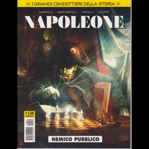Cosmo Serie Gialla - I Grandi Condottieri della storia - Napoleone - Nemico pubblico - n. 82 - 4 luglio 2019 - mensile