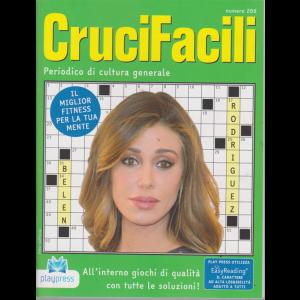 Crucifacili - N. 200 - bimestrale - 29/6/2019 - Belen Rodriguez
