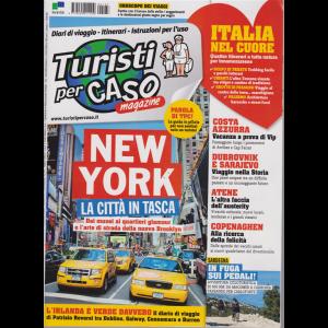 Turisti Per Caso - n. 137 - luglio 2019 - mensile -