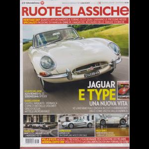 Ruoteclassiche Split - + Ruoteclassiche le mitiche - n. 367 - luglio 2019 - mensile - 2 riviste