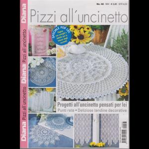 Diana Pizzi all'uncinetto - n. 68 - bimestrale - 27/6/2019