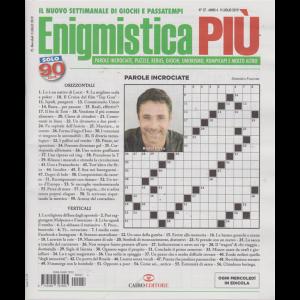 Enigmistica Piu' - n. 27 - 9 luglio 2019 - settimanale