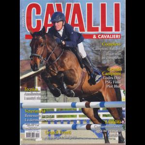 Cavalli & Cavalieri - + Razze di cavalli - n. 7 - mensile - luglio 2019 -