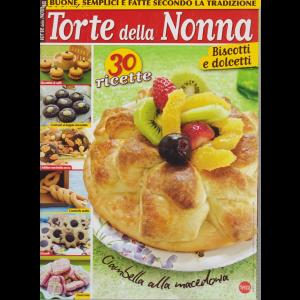 Torte Della Nonna Extra - Biscotti e dolcetti - n. 48 - bimestrale - febbraio - marzo 2019 - 30 ricette