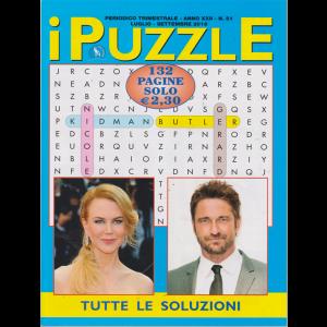 I Puzzle - n. 51 - trimestrale - luglio -settembre 2019 - 132 pagine