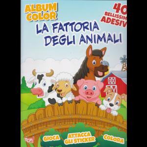 Toys2 Sticker Album - La Fattoria degli animali - n. 30 - bimestrale - 2 giugno 2019 -