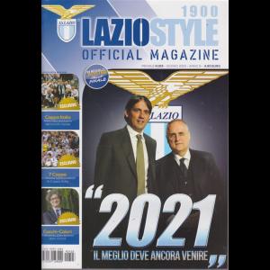 Lazio Style 1900 - Official magazine - n. 103 - mensile - giugno 2019 -