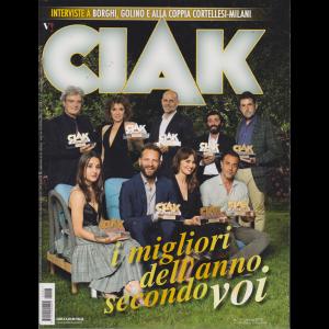 Ciak Si Gira - n. 7 - mensile - luglio 2019 -