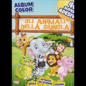 Toys2 Gold - Gli Animali della giungla - n. 46 - bimestrale - 27 giugno 2019 -